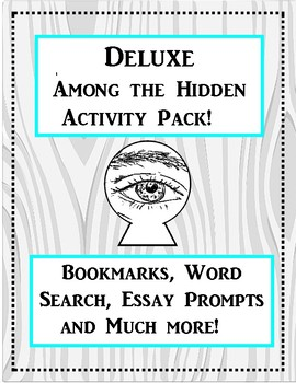 Among the Hidden Deluxe Enrichment Pack! Bring the Book to Life!