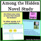 Among the Hidden Novel Study in Power Point