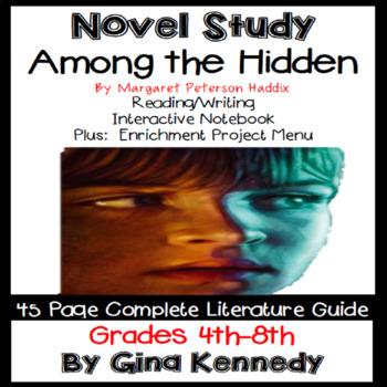 Among the Hidden Novel Study & Enrichment Project Menu