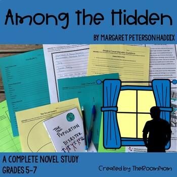 Among the Hidden Novel Unit