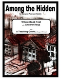 Among the Hidden  Whole Book Test