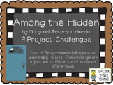 Among the Hidden, by M. Haddix, Project Challenges to Extend Reading