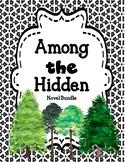 Among the Hidden by Margaret Peterson Haddix - Novel Unit Bundle
