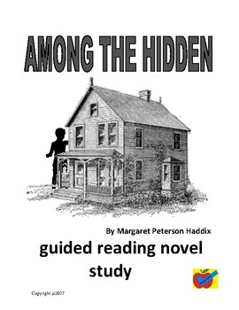 Among the Hidden guided reading novel study
