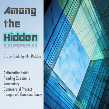 Among the Hidden lesson plans, study guide and reading questions