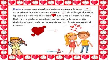 Amor y Amistad (Imágenes, Frases, Actividades)
