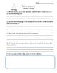 Amos & Boris - Text Talk - Test Prep - Vocabulary - Comprehension