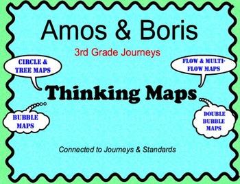 Amos & Boris Thinking Maps