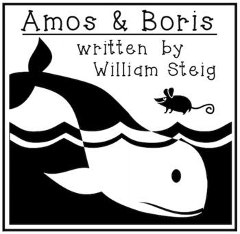 Amos & Boris - Vocabulary and Comprehension Guide