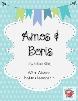 Amos & Boris Wit & Wisdom Bundle