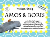 Amos & Boris by William Steig:   A Complete Literature Study!