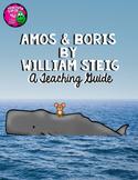Amos & Boris by William Steig Novel Study Teaching Unit Literature Guide