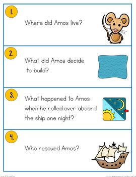 Amos and Boris Book Study