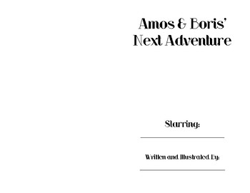 Amos and Boris' Next Adventure