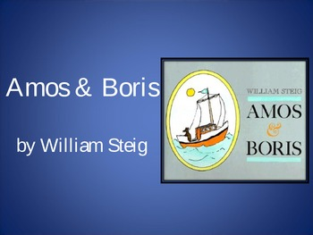 Amos and Boris, Text Talk, Collaborative Conversations