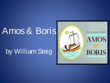 Amos and Boris   Collaborative Conversations   Tier 2 Vocabulary   Text Talk