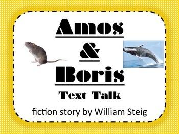 Amos and Boris Text Talk Supplemental Materials