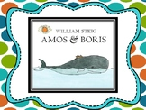 Amos and Boris by William Steig Character Analysis Graphic Organizers