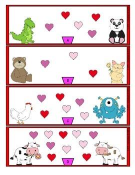 Amour-o-mètre {Découvrez le niveau d'amour entre les deux personnages!} [FRENCH]