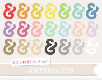 Ampersand Clipart; Symbol, Alphabet, Sign