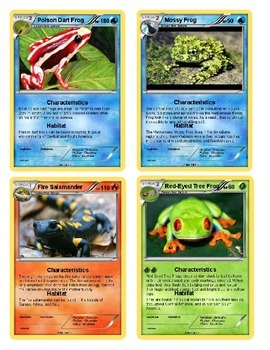 "Amphibian ""Pokemon"" Awards"