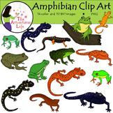 Amphibian Clip Art