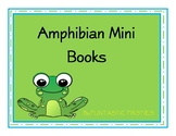Amphibian Mini Book