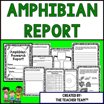 Amphibian Research Report