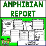 Amphibians | Amphibian Research Report