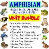 Amphibian Unit Bundle (Frogs, Toads, Caecilians, Salamanders, Newts)