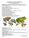 Amphibians Activity Bundle (K-5)