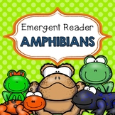 Amphibians Emergent Reader
