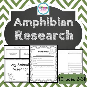 Amphibian Research