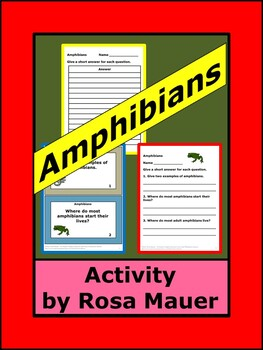 Do You Know About Amphibians