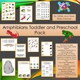 Amphibians Toddler and Preschool Pack