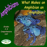 Amphibians – What Makes an Amphibian (Nonfiction Science a