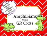 Amphibians using QR Codes