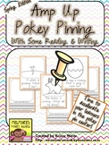 Amping Pokey Pinning Up a Notch! Students Write a Response to Picture they Pin