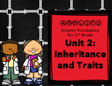 Inheritance of Traits Amplify Science 3rd Grade Unit 2 Focus Wall