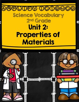 Amplify Science BUNDLE 2nd grade: Plants/Animals, Materials, and Landforms