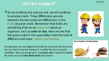 Amplify Science Grade 3 Unit 3 Chapter 2