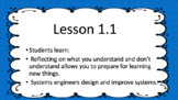 Amplify Science Grade 4 Unit 1: Chapter 1 (Lessons 1-6)