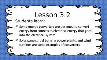 Amplify Science Grade 4  Unit 1 Lesson 3.2