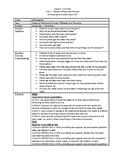Amplify Science Unit Plan - Kindergarten Unit 1