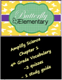 Amplify Science Vocabulary Quiz 4th Grade Chapter 1