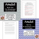 Amulet Book One and Amulet Book Two - Bundle