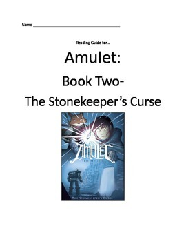 Amulet- Book Two Reading Guide