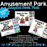 Amusement Park Adapted Book Pack