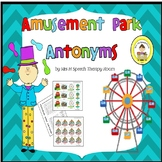 Amusement Park Speech Therapy Antonyms