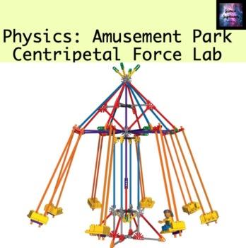 Amusement Park Centripetal Force Lab